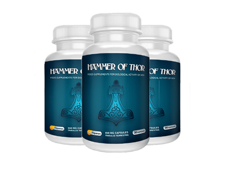 hammer of thor capsules in hindi